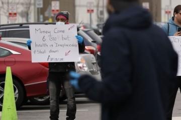 亚马逊多名库房职工反对消毒不严带头人被辞退
