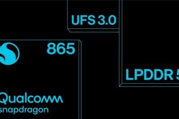 一加8 Pro配置强悍:骁龙865 + LPDDR 5 + UFS 3.0