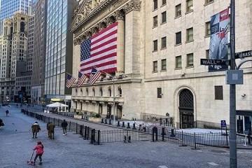 美股周一大幅反弹苹果涨8.72%瑞幸咖啡跌18.40%