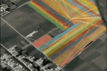 如何在农田里讲科技的故事?极飞在火星上做农民