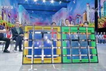 柔宇全柔性屏登上央视《大幕开启》,再现深圳特区40周年晚会舞美科技