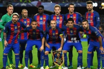 欧冠买球热门大推荐巴塞罗那VS巴黎圣日耳曼分析