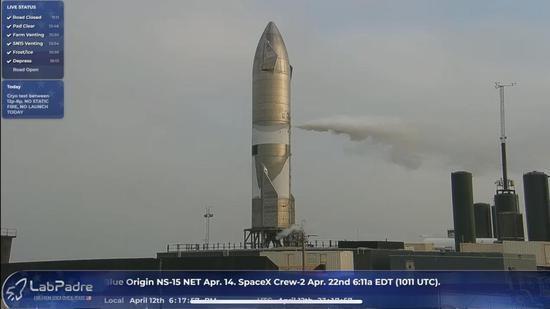 马斯克SpaceX第五艘飞船将于下周发射