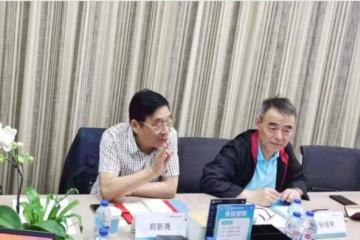 上海市企业联合会副秘书长郑新尧一行莅临MobTech袤博科技调研