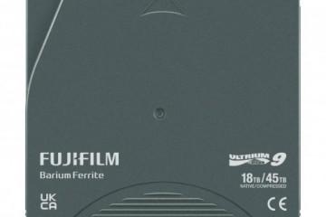 富士胶片大容量磁带存储介质新品发售