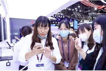 5G赋能通话体验,联通沃助理亮相2021中国国际信息通信展